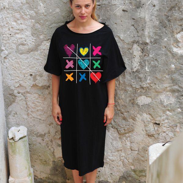 long-dress-black-love