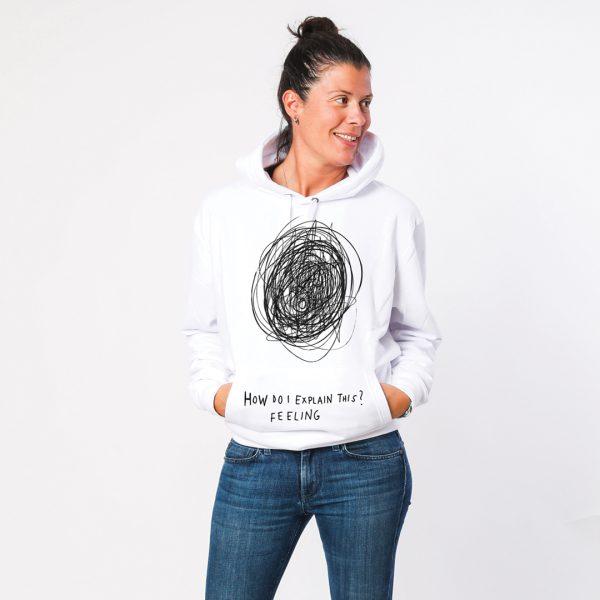 unisex-hoodie-white-feeling