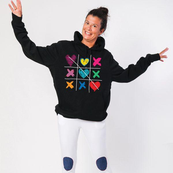 unisex-hoodie-black-love