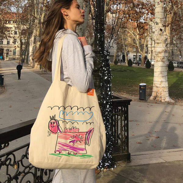 shopping-bag-natur-pink-art