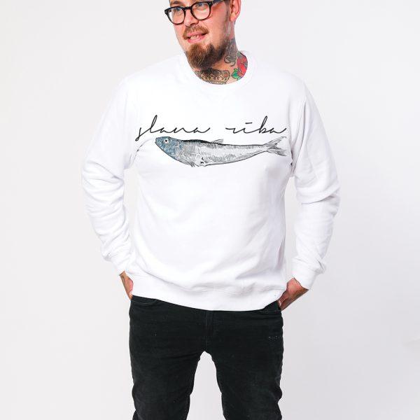 winter-man-tshirt-white-slana-riba